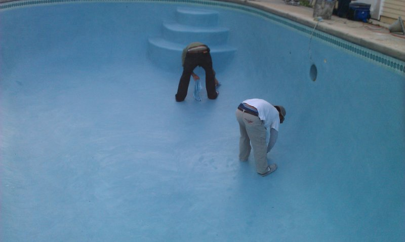 Color Surfaces - Generation Pool Plastering